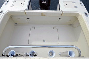 Boat features
